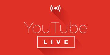 streaming na YouTube
