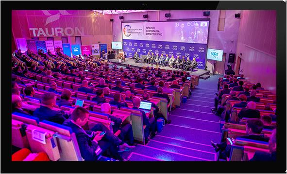 transmisje online konferencji